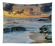 Wind And Sea Tapestry