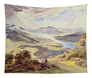 Windermere From Ormot Head Tapestry