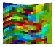 Winding Wall Tapestry