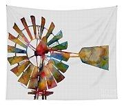 Windmill Tapestry