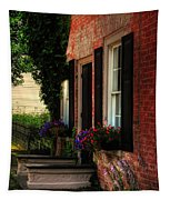 Window Boxes Tapestry