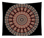 Window Mosaic - Mandala - Transparent Tapestry
