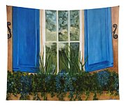 Window To The World Tapestry