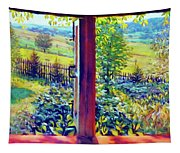 Windows Of Your Mind Tapestry