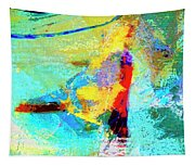 Windsurfing Tapestry