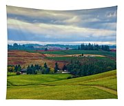 Wine Country Tapestry