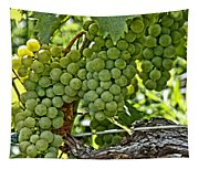 Wine Grapes Tapestry