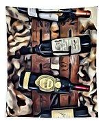 Wine Rack Tapestry