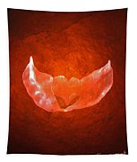 Winged Heart Tapestry