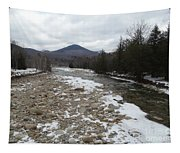 Winter Along The Pemi Tapestry