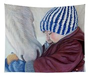 Winter Apples Tapestry