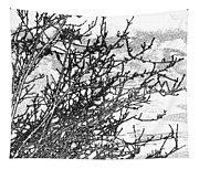 Winter Beckons Tapestry