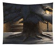 Winter Day Tapestry