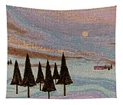 Winter Dream Tapestry