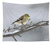 Winter Finch 2010 Tapestry