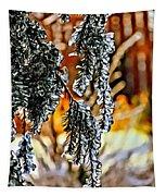 Winter Glow Tapestry