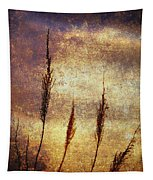 Winter Gold Tapestry