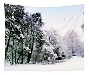 Winter Impressions Tapestry