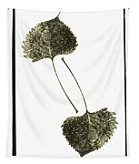 Winter Leaf Tapestry