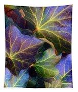 Winter Leaves Tapestry