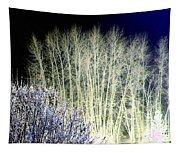 Winter Moonlight Tapestry