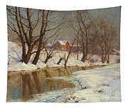 Winter Morning Tapestry