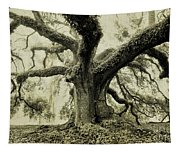 Winter Oak Tapestry