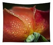 Winter Rose Four Tapestry
