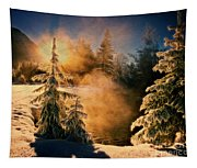 Winter Song Tapestry