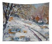 Winter I Tapestry
