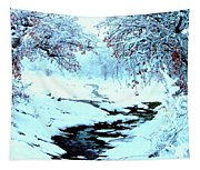 Winter Wonder Tapestry