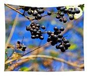 Winterberries II Tapestry