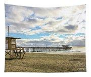 Winters Beach Tapestry