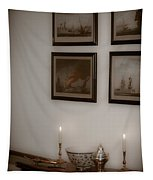 Winterthur By Candlelight Tapestry