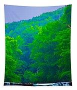 Wissahickon Creek Tapestry