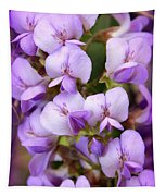 Wisteria Blossoms Tapestry