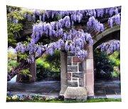 Wisteria Lane Tapestry