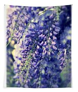 Wisteria Whimsy Tapestry