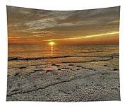 Witness - Florida Sunset Tapestry
