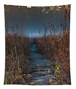 Wolf Road Prairie Trail Tapestry