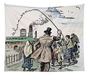 Womens Rights, 1915 Tapestry