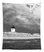 Wood End Lighthouse Provincetown Tapestry