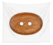 Wooden Button Tapestry