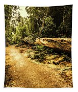 Woodland Nature Walk Tapestry