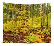 Woodland Panorama Tapestry