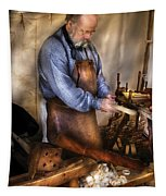 Woodworker - The Carpenter Tapestry