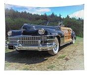 Woody  Chrysler Tapestry
