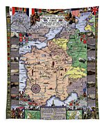 World War One Historian's Panel Tapestry