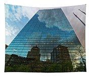 World's Largest Canvas John Hancock Tower Boston Ma Tapestry