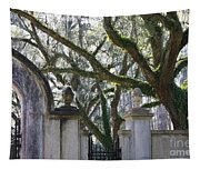 Wormsloe Welcome Tapestry